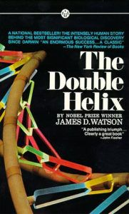 the double helix by james d watson book cover