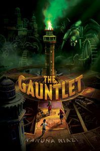 the gauntlet by karuna riazi cover