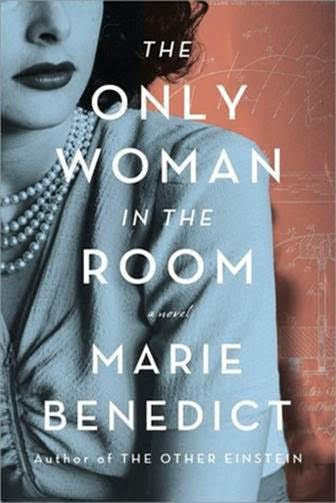 the only woman in the room marie benedict cover