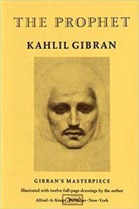 the prophet book cover kahlil gibran