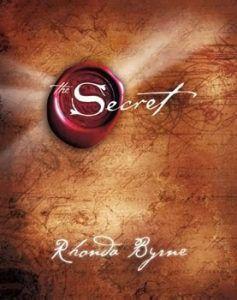 the secret book cover rhonda byrne