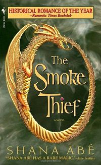 The Smoke Thief by Shana Abe cover