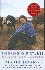 Thinking in Pictures, Expanded Edition: My Life with Autism by Temple Grandin (#ownvoices) | 50 Must-Read Books About Neurodiversity | BookRiot.com