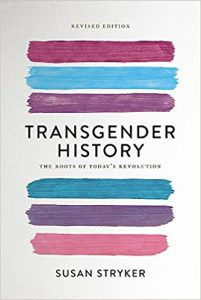 transgender history by susan stryker cover