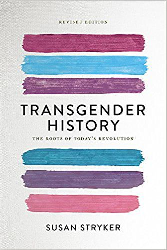 Transgender History book cover