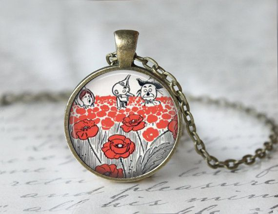 Wizard of Oz necklace