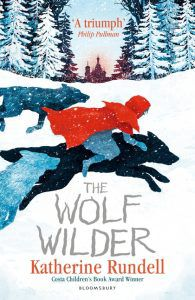the wolf wilder by katherine rundell cover