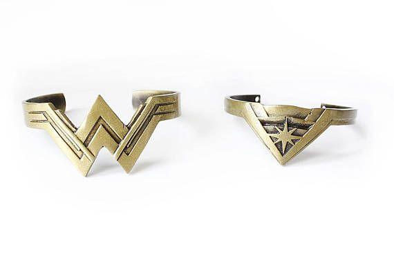 Wonder Woman Wrist Cuffs