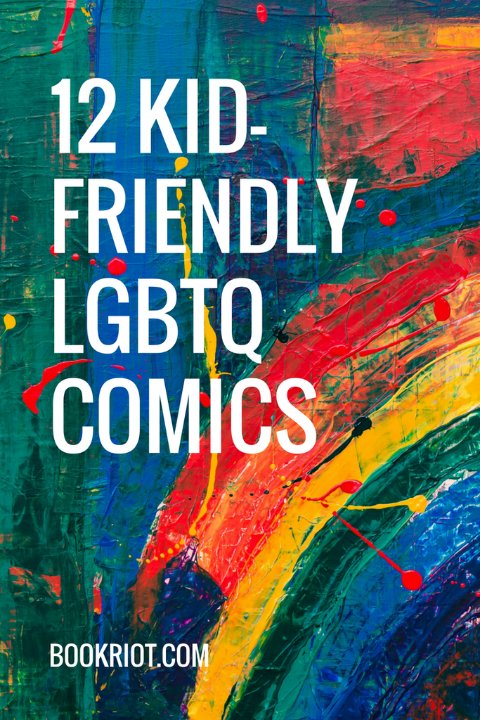Kid-Friendly LGBTQ Comics