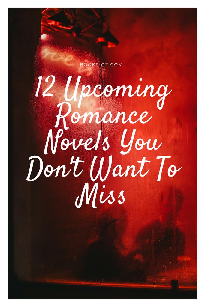 Upcoming romance novels
