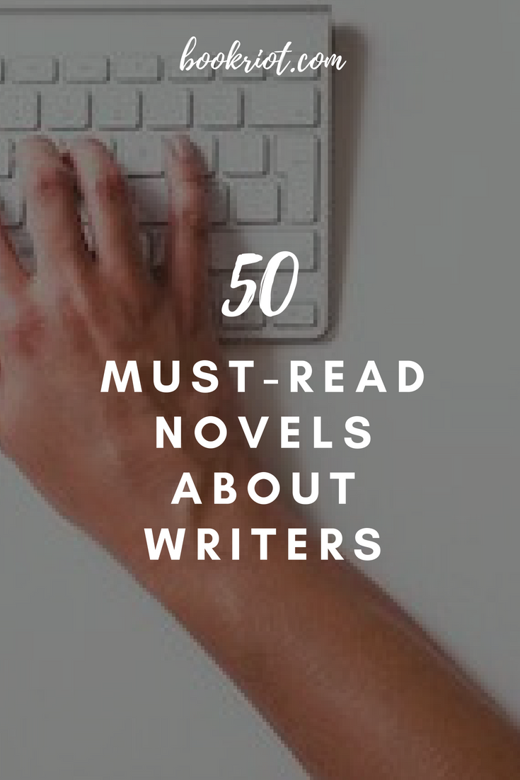 50 must-read books about writers