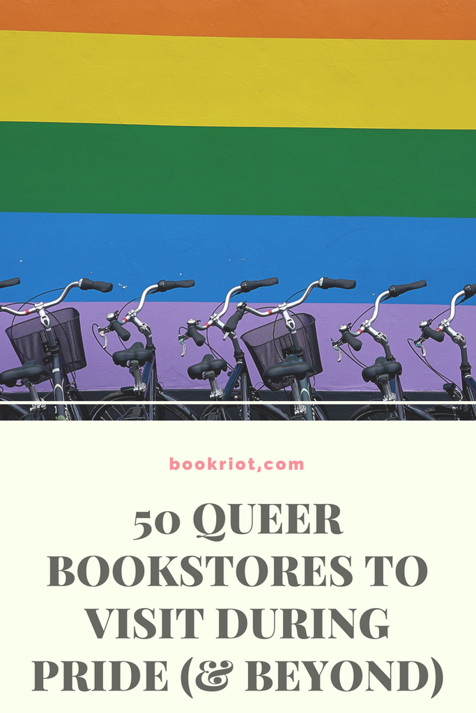 Must-Visit Queer Bookstores
