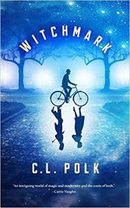witchmark by cl polk cover