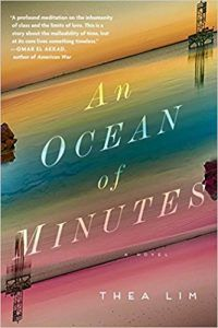 an ocean of minutes by thea lim cover