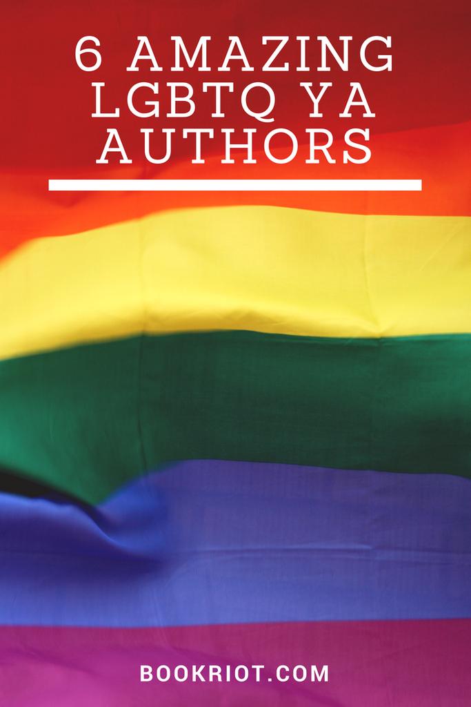 LGBTQ YA Authors To Read