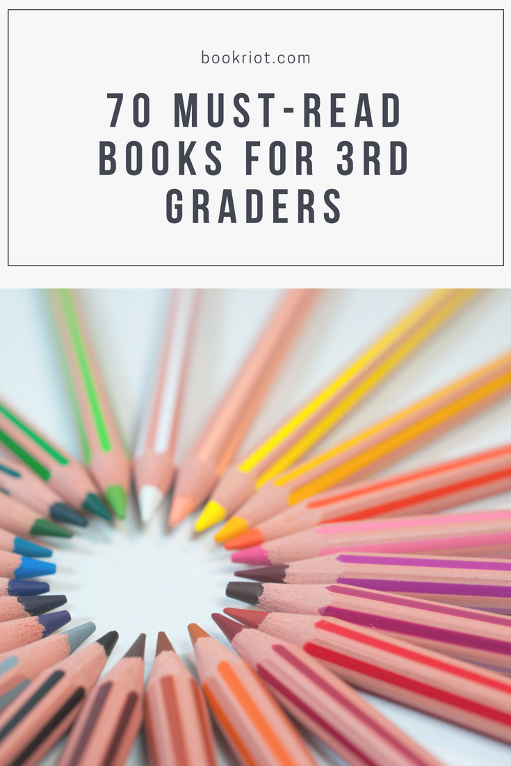 70 Must-Read Books for 3rd Graders | Book Riot