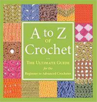 A 2 Z Crochet Cover