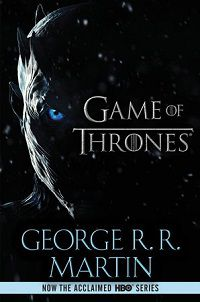 A Game of Thrones cover by George RR Martin