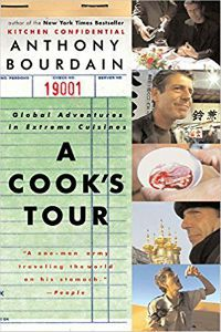 Anthony Bourdain A Cook's Tour Cover