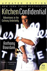 Cover of KITCHEN CONFIDENTIAL by Anthony Bourdain