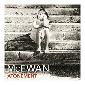 Atonement by Ian McEwan audiobook cover