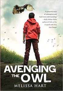 Avenging The Owl by Melissa Hart Book Cover