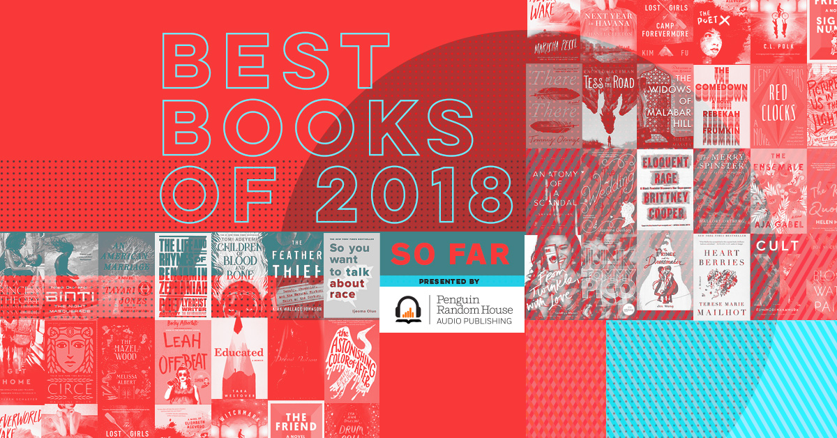 Best Books of 2018 So Far