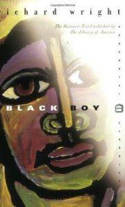 Black Boy Richard Wright cover