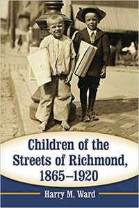Children of the streets of richmond cover