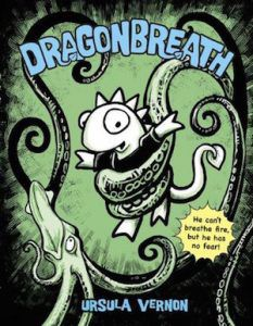 Cover of Dragonbreath by Ursula Vernon