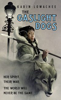 Gaslight Dogs cover by Karin Lowachee