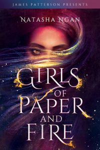 Girls of Paper and Fire Cover