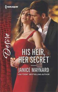 His Heir, Her Secret by Janice Maynard cover