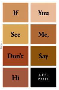 If You See Me Don't Say Hi by Neel Patel book cover