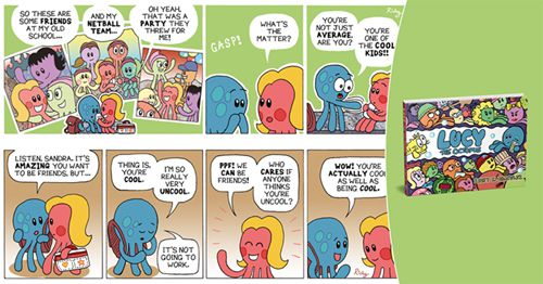 Excerpt from Lucy the Octopus