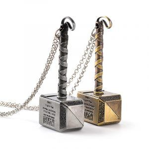 Marvel Thor's Hammer Necklace