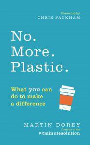 no more plastic by martin dorey cover