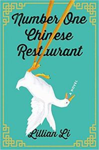 Number One Chinese Restaurant by Lillian Li book cover