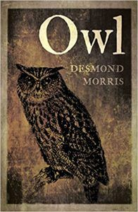 Owl by Desmond Morris Book Cover owl books