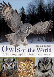 Owls of the World book cover