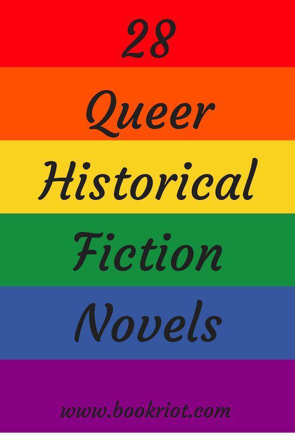 Queer Historical Fiction to Celebrate Pride