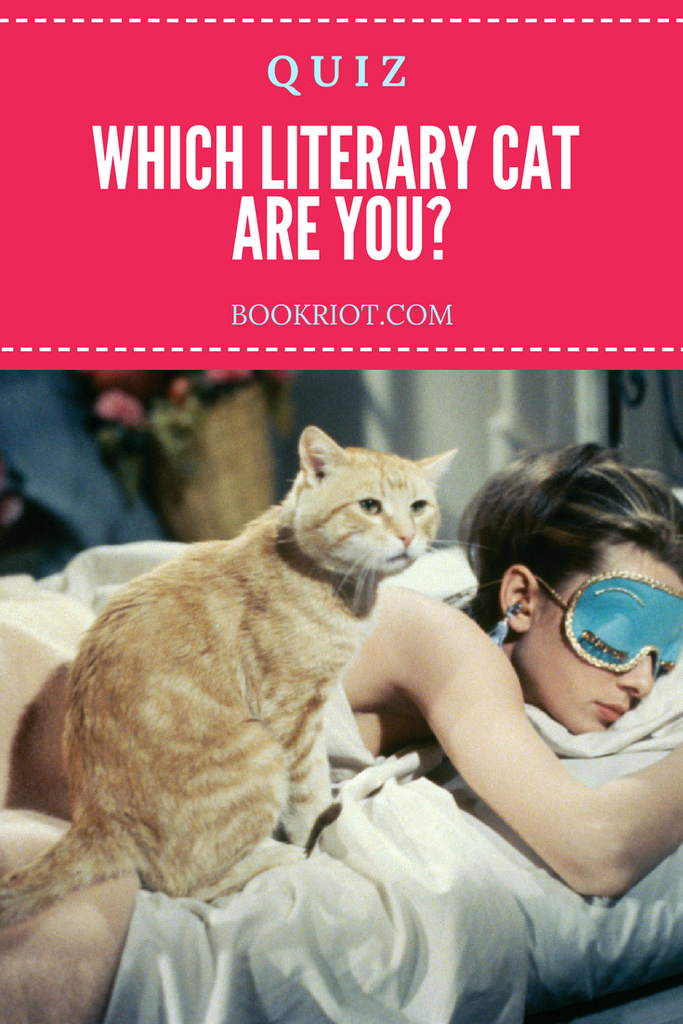 Which Literary Cat are You?