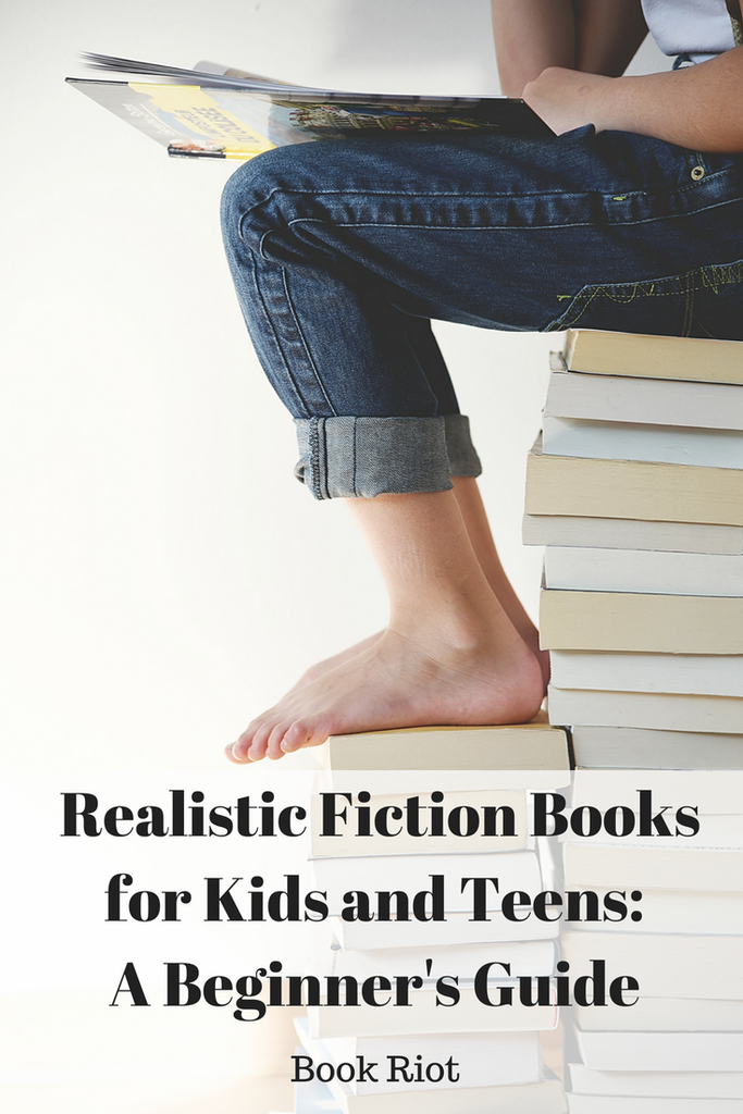 Realistic Fiction Books For Kids And Teens A Beginners Guide