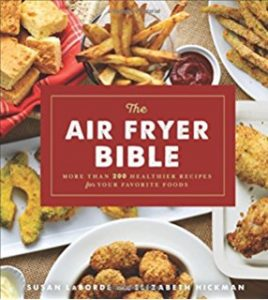 photo regarding Printable Air Fryer Cooking Chart named 6 Of The Least complicated Air Fryer Cookbooks for Novices And Gurus