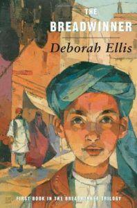 The Breadwinner by Deborah Ellis book cover