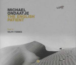 The English Patient by Michael Ondaatje audiobook cover