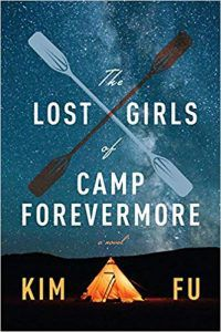 the lost girls of camp forevermore by kim fu cover
