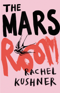 the mars room by rachel kushner british cover