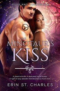 The Minotaur's Kiss by Erin St. Charles cover