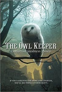 The Owl Keeper book cover